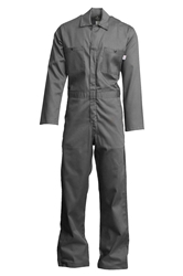 100% Cotton FR Coverall   industrial, welder, oilfield, flame resistant